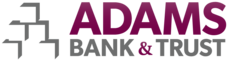 Adams Bank & Trust logo